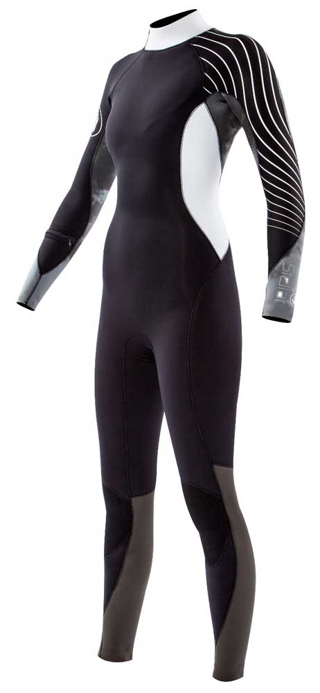 Body Glove Stellar 4/3 Womens Wetsuit