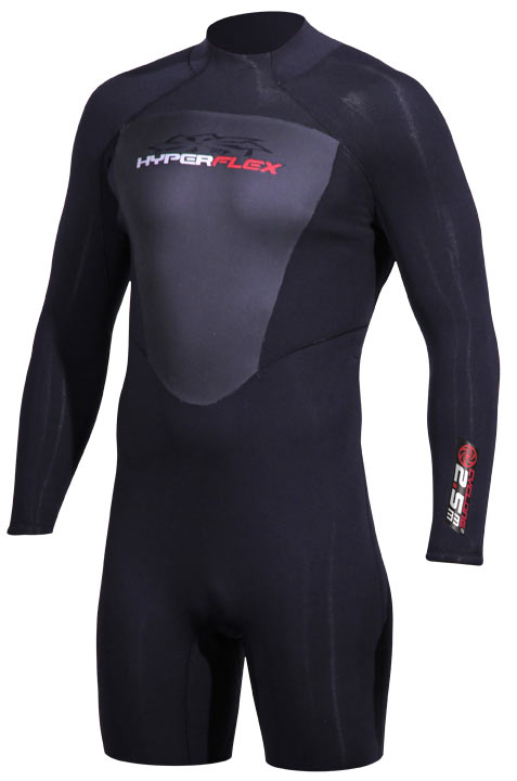 Hyperflex Wetsuits Womens Cyclone2 2.5mm Spring Suit