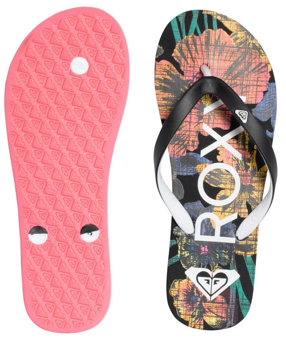 Roxy Women's Tahiti Flip Flop Sandal