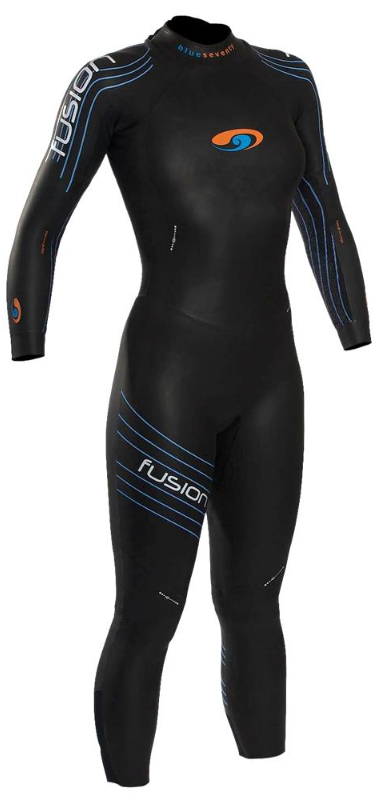037fa023444 Women's Blue Seventy Fusion Triathlon Wetsuit|Womens Swimming  Wetsuit|Womens Triathlon Wetsuit