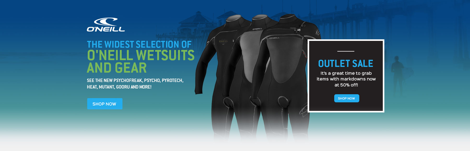 Oneill Wetsuit Sale
