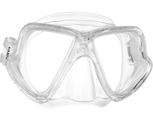 how to clear scuba mask