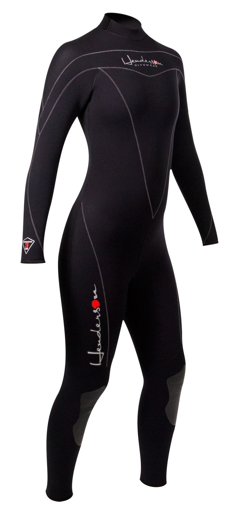 7mm Women's Wetsuit Thermoprene Henderson Diving Full TALL SIZES Available