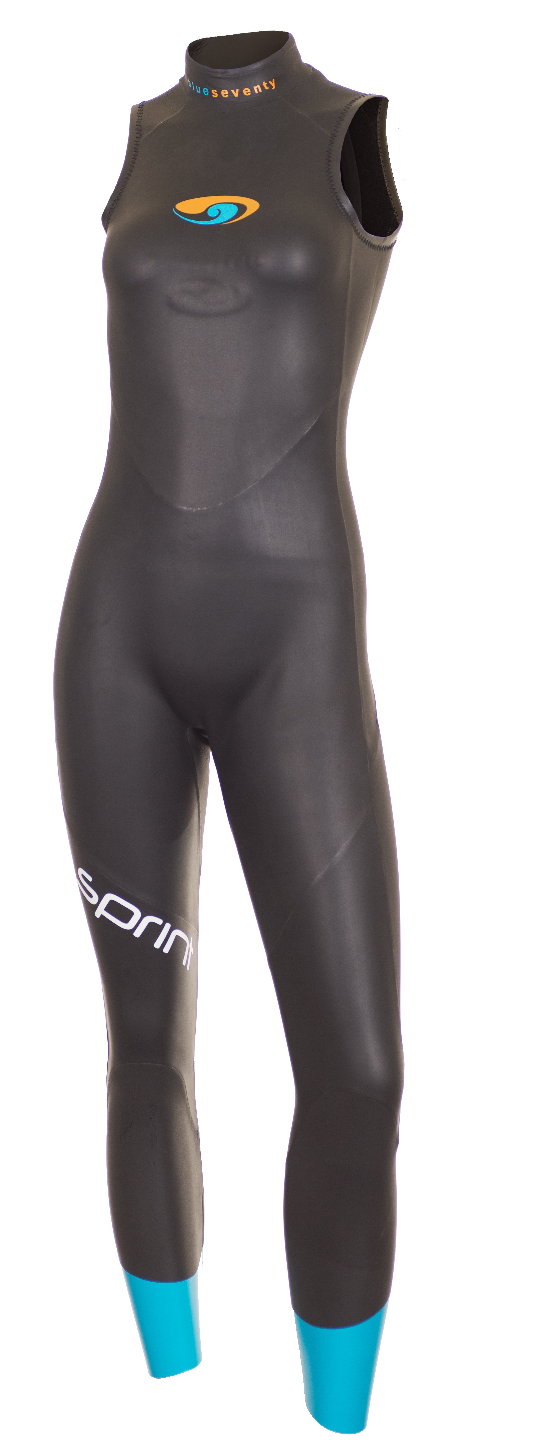 Blue Seventy Sprint Long John Women's Sleeveless Triathlon Wetsuit - Updated Model!
