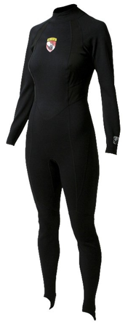 Body Glove .5mm Insotherm Women's Fullsuit Wetsuit - Black