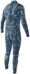 Body Glove 5mm EX3 Men's Free Dive Camo Wetsuit- NEW Blue Camo! - 13148-BLCAMO