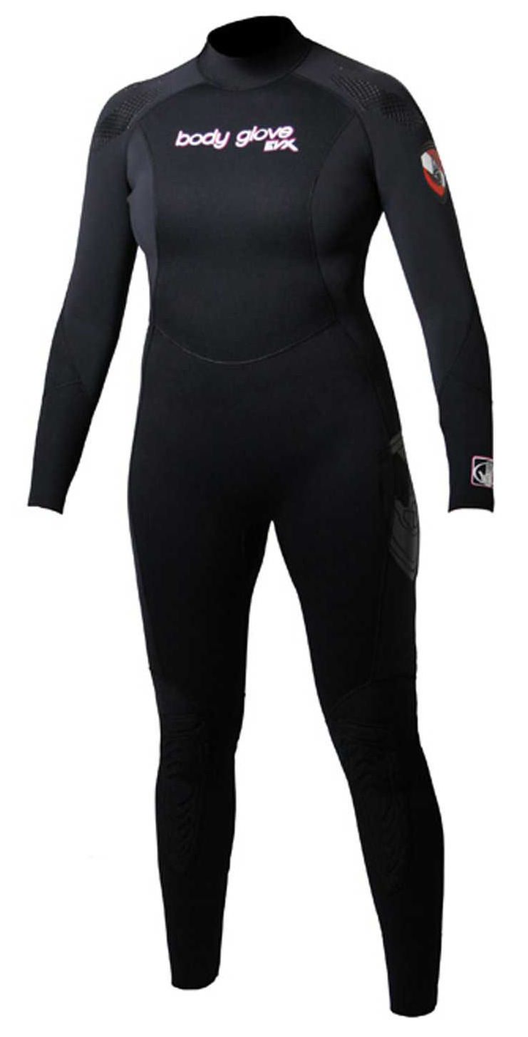 Body Glove EVX Women's Wetsuit 7mm Scuba Diving -