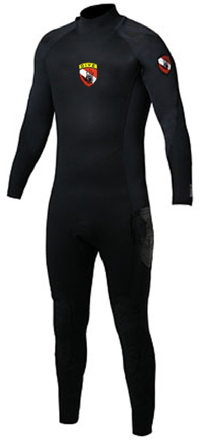 Body Glove EX3 Men's 7mm Wetsuit Video Description -