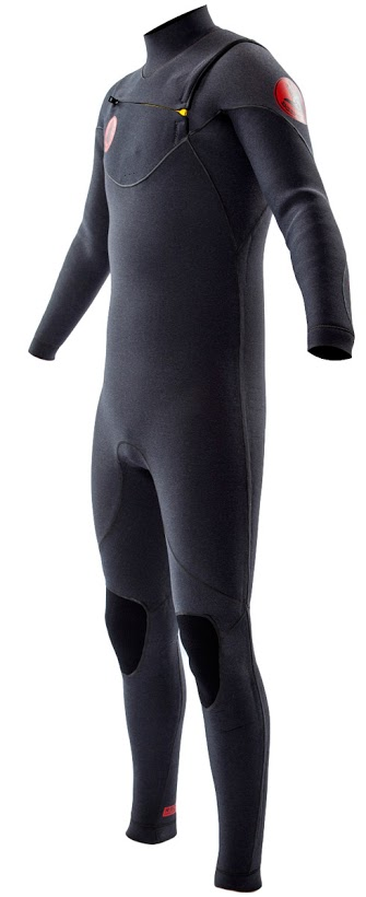 Body Glove Red Cell 4/3mm Men's Full Wetsuit