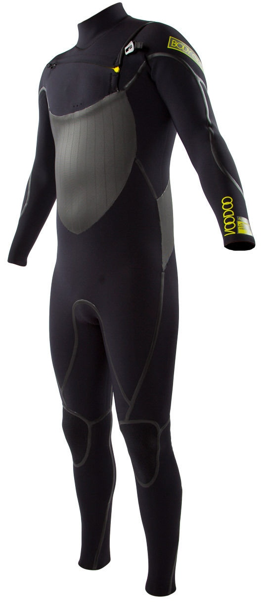 Body Glove Voodoo Men's Wetsuit 4/3mm Slant Zip -