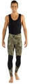 Cressi Sub Tecnica 3.5mm Wetsuit Men's Camouflage Spearfishing Wetsuit - LE4615