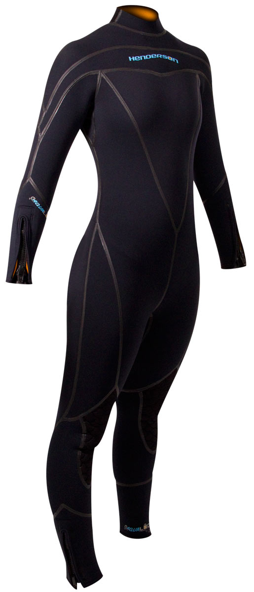 Henderson Aqualock Women's Wetsuit 7mm Tall & Short Sizes Available -