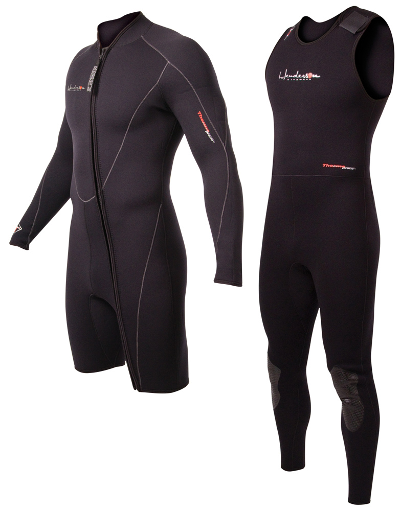 Henderson Thermoprene Men's 3mm 2-Piece Wetsuit Combo - Super Stretch