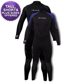 Henderson THERMOPRENE 7mm Men's Wetsuit Jumpsuit PLUS SIZES AVAILABLE -