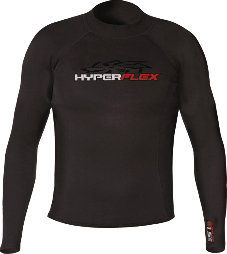 Hyperflex Cyclone 2 1.5mm Men's Neoprene jacket