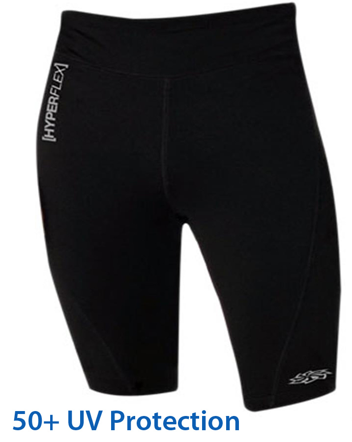 Hyperflex POLYOLEFIN SHORTS Thermal Unisex 50+ UPF Rating