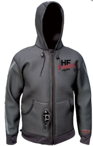 Hyperflex Playa HZ Harness Zip Neoprene Jacket 2mm VIDEO!