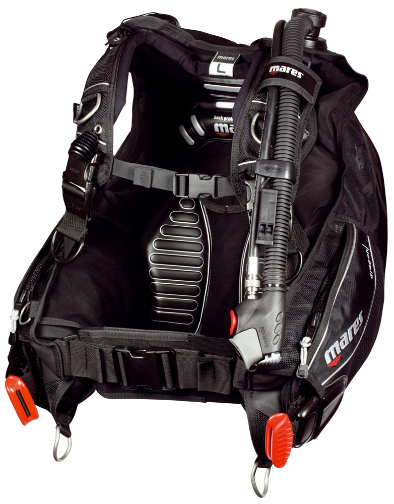 Mares Dragon BCD w/MRS+ NEW!