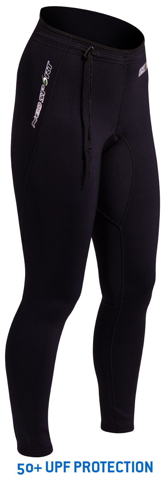 NeoSport XSPAN Pants Neoprene 1.5mm Black Mens / Womens