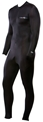 Skins Suit Men's Women's 50+ UV Protection by NeoSport - Black - S807UF-01
