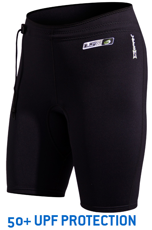NeoSport Neoprene Shorts XSPAN UNISEX Mens / Womens 1.5mm