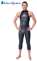 NeoSport SPRINT JOHN Men's Triathlon Wetsuit 5/3mm CLOSEOUT SALE! -