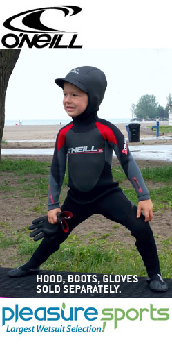 O'Neill Junior Epic Wetsuit 3/2mm 4/3mm