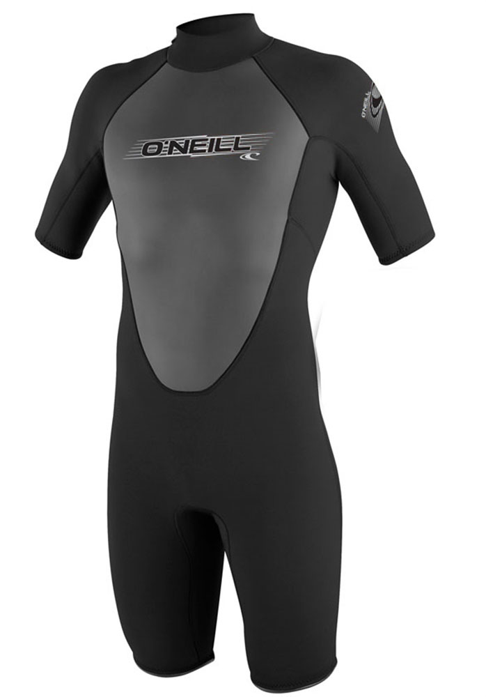 O'Neill Reactor Springsuit Shorty Wetsuit Men's 2mm