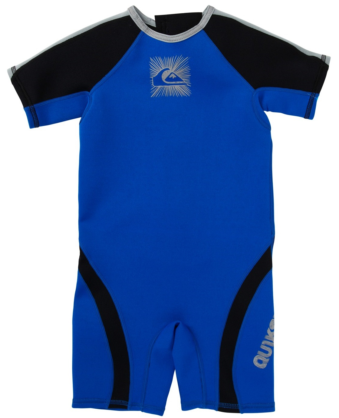 Quiksilver Syncro Springsuit Toddler Boys Wetsuit - Blue/Black