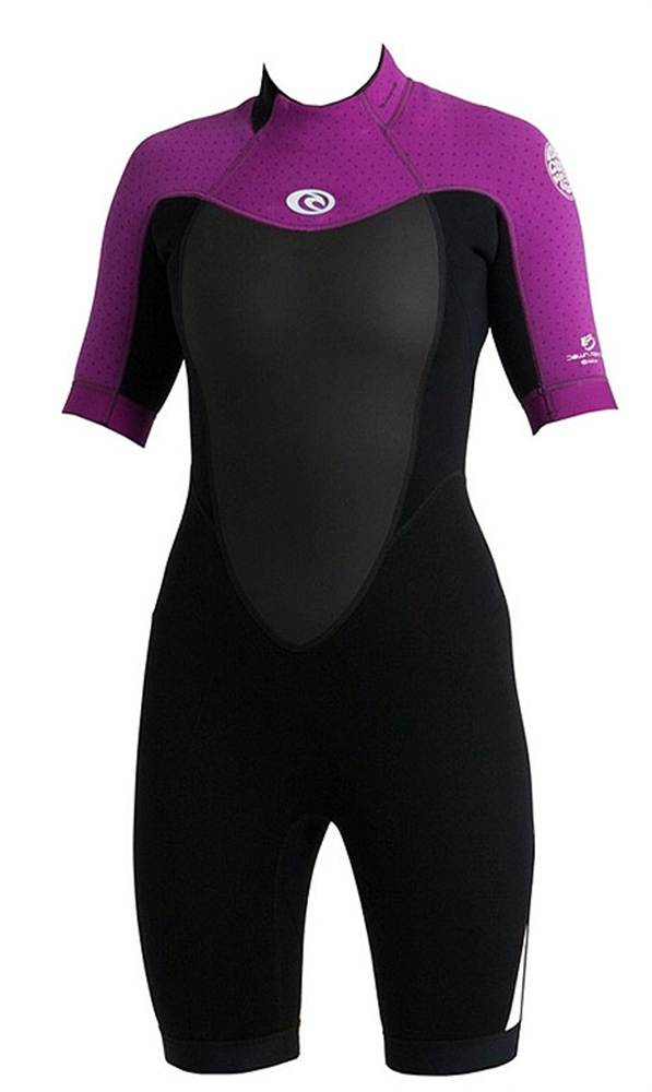 Rip Curl 2mm Dawn Patrol Women's Springsuit -