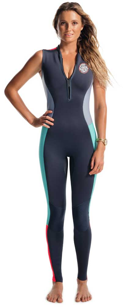 Rip Curl G-Bomb Long Jane 1.5mm Women's Sleeveless Full Wetsuit