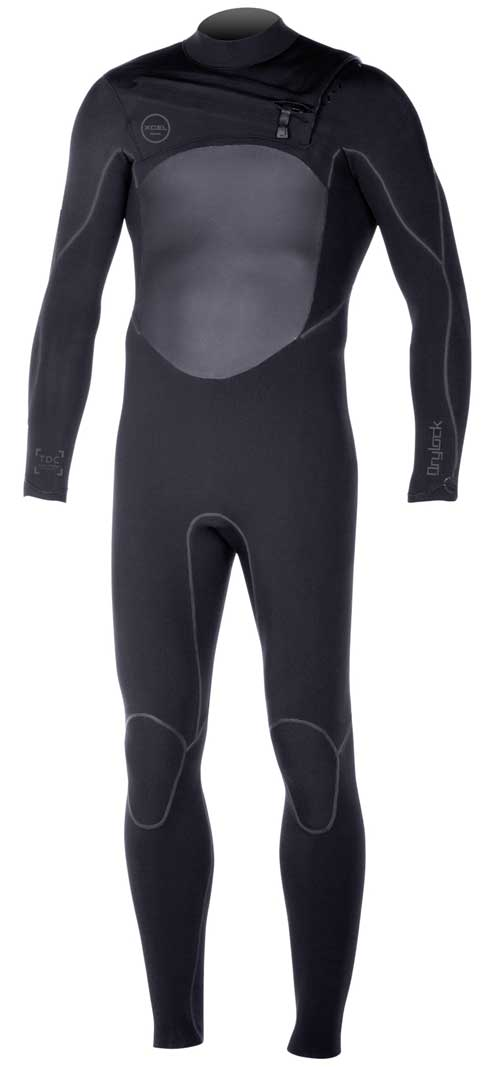 Xcel Drylock TDC 4/3mm Men's Wetsuit NEW FALL 2016