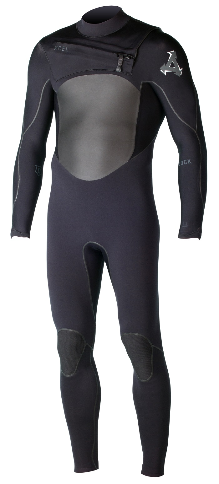 Xcel Men's Drylock 3/2mm Men's  Wetsuit