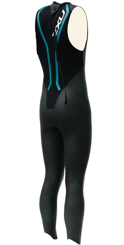 Mens 2XU SC:2 Sleeveless Triathlon Wetsuit 5/3mm SALE VIDEO! - 1377c