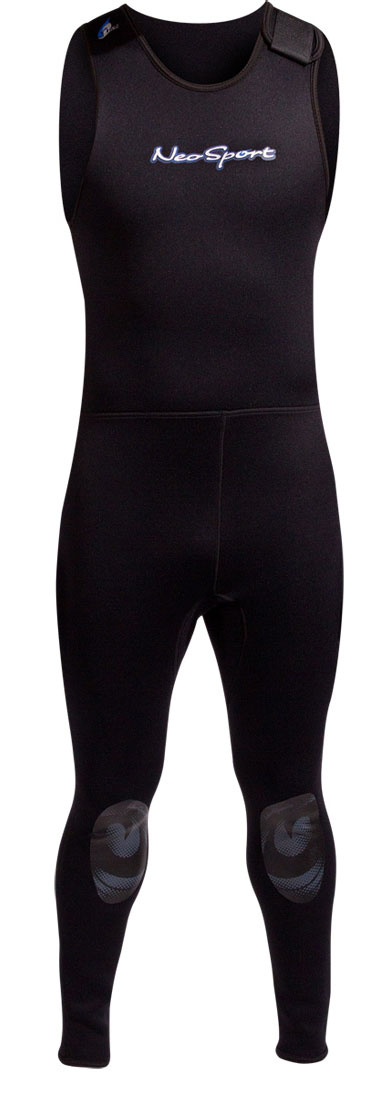 3mm Men's NeoSport Long John Wetsuit Diving Multi Sport