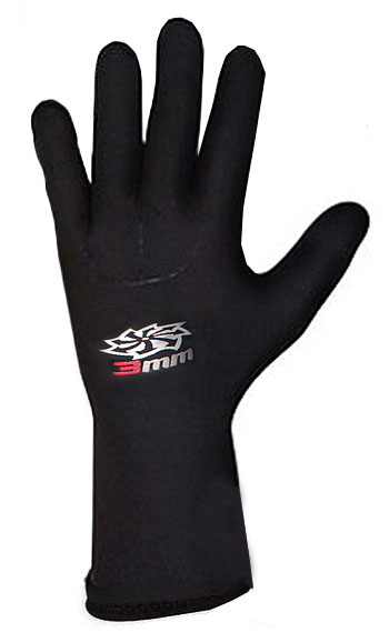 Hyperflex 3mm Mesh Skin Neoprene Glove -