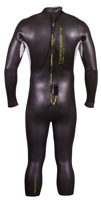 NeoSport NRG Men's Triathlon Wetsuit 5/3mm Video Description! - S853MB-13