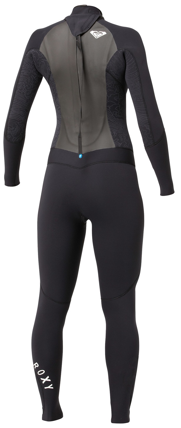 Roxy Syncro Womens Wetsuit 5/4/3mm - SA509WG-BKW