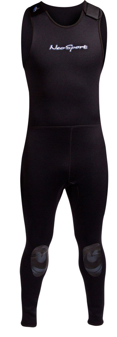 7mm Mens NeoSport Long John Wetsuit - S570mv-01