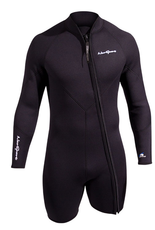 7mm Men's NeoSport Wetsuit Jacket - S675mf-01