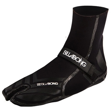 Billabong SGX XERO 2mm Neoprene Boot - MWBOQXB2-BLK
