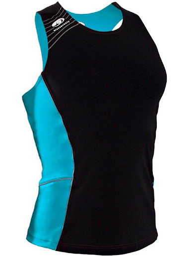 Blue Seventy Women's Triathlon Tank Top TX1000 Tri Top Tankini Shirt -