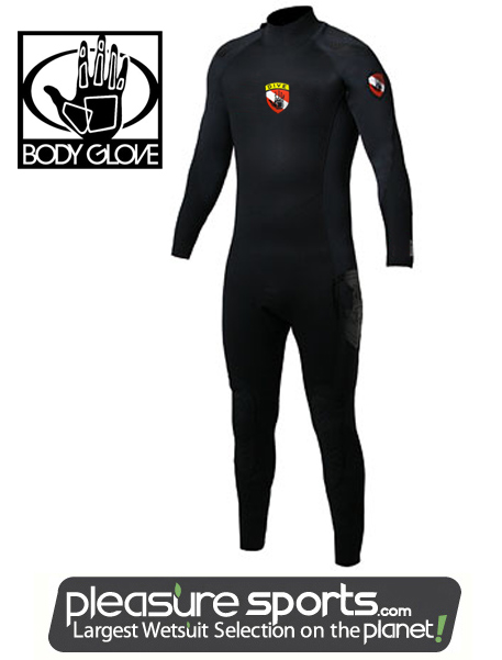Body Glove EX3 Men's 7mm Wetsuit Video Description