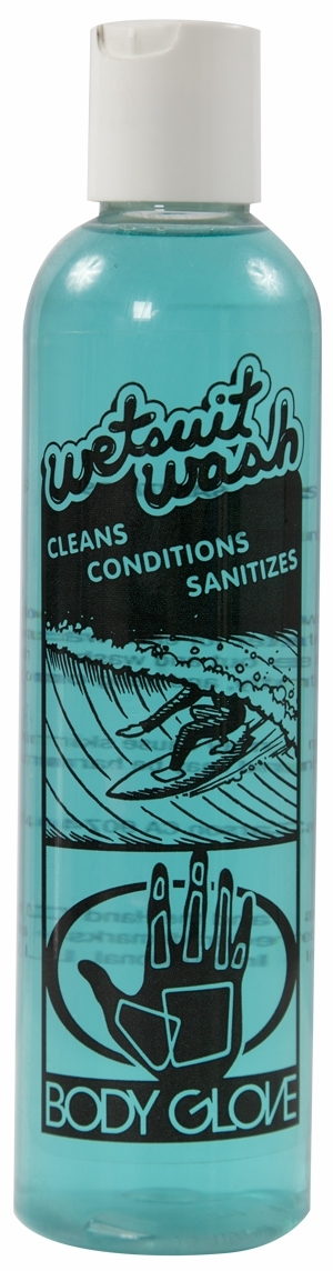 Wetsuit Wash Conditioner Antimicrobial - 8oz