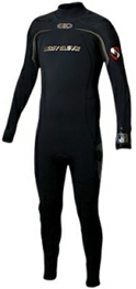 Body Glove EXO Men's 7mm Cold Water Wetsuit -