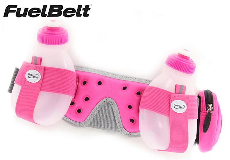 Fuel belt Helium 2 Bottle Belt: Black - 87385500