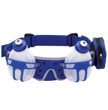 Fuel Belt Revenge R2O 2 Bottle Belt: Royal Blue One Size Fits All - 873855006844-Royal