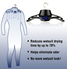 Wetsuit Dryer Hangair Wetsuit Drying System - 24061
