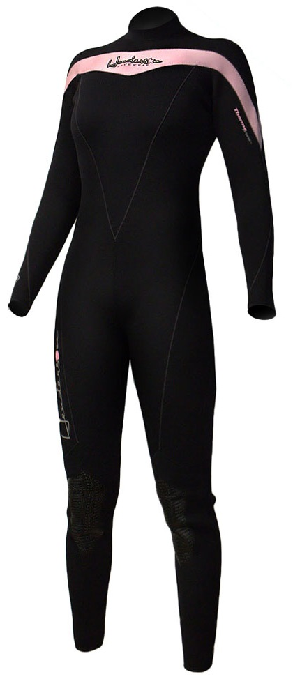 Henderson THERMOPRENE 5mm Women's Wetsuit Jumpsuit - A850WB-66