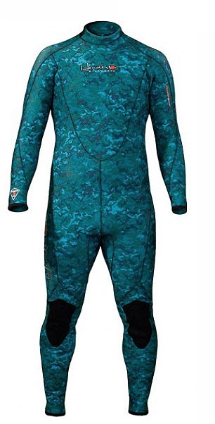 Henderson Free Dive 3mm Camouflage Men's Wetsuit Jumpsuit